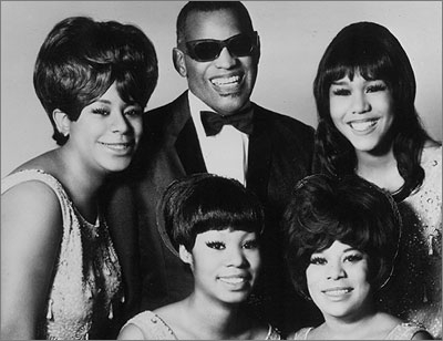 Ray Charles and The Raelettes