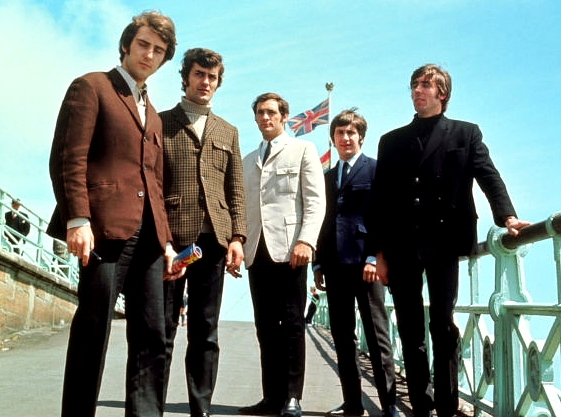 The Moody Blues in 1965