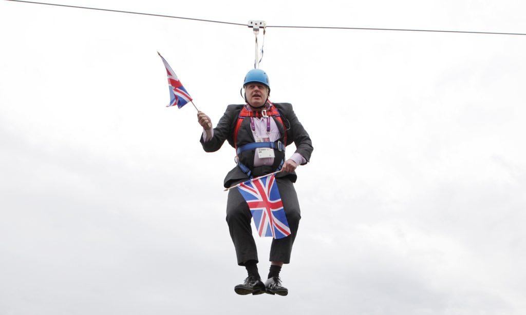 Boris fucking Johnson (2012)