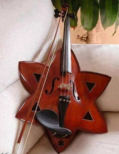 Violin stars, or star violins?