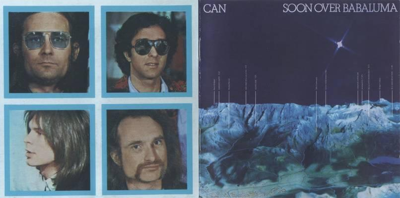 Over the moon and far away: Can in 1973 and their cover for the album Soon Over Babaluma