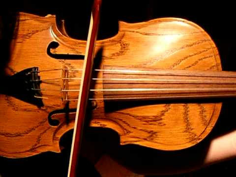 The violin bridges many a genre …