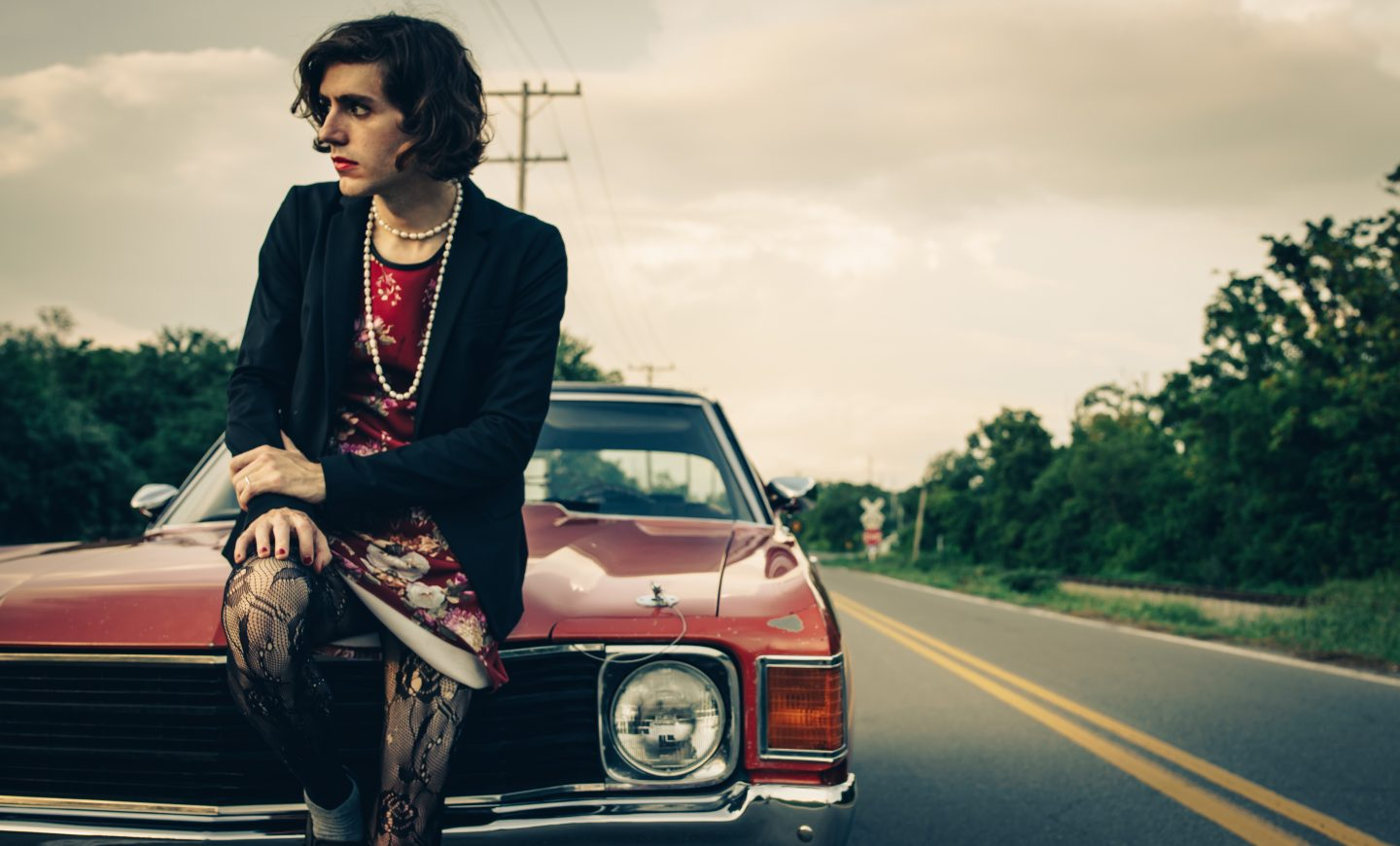 Ezra Furman … more than roadworthy