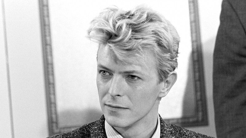 Sir David Bowie? No way, no thank you, no chance.