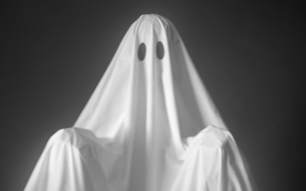 Spirits in the material world? As told by a ghost