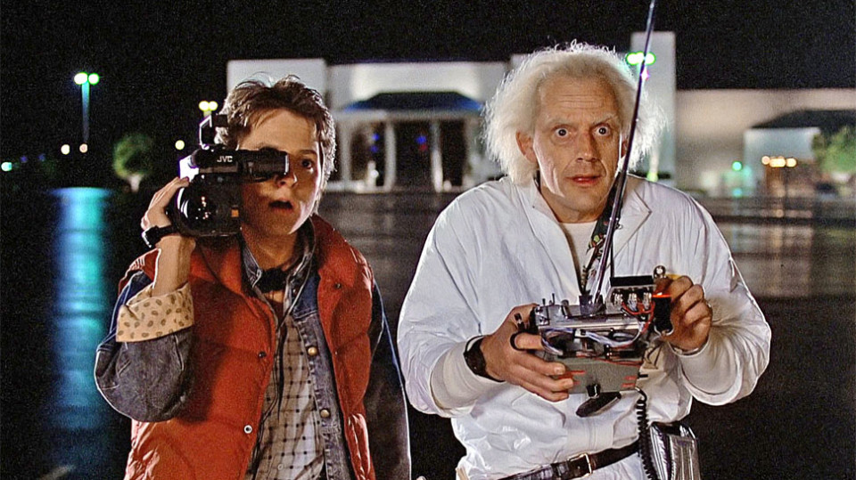 Back to the Future ...