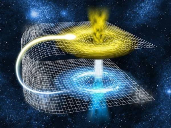Bends in time: if astro physicists can send light particles slightly into the past, what about us?