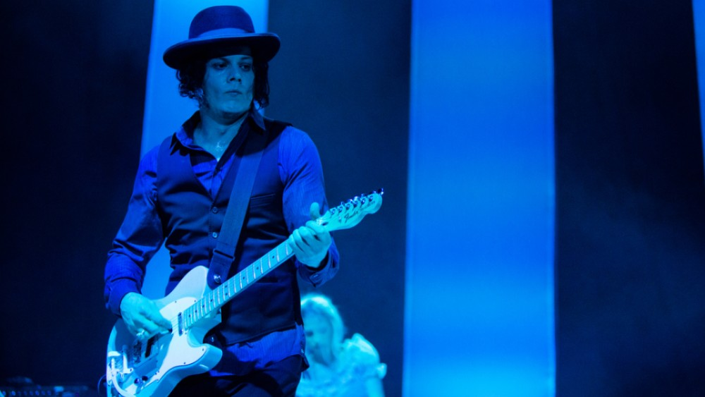 Jack White returns with his third solo album
