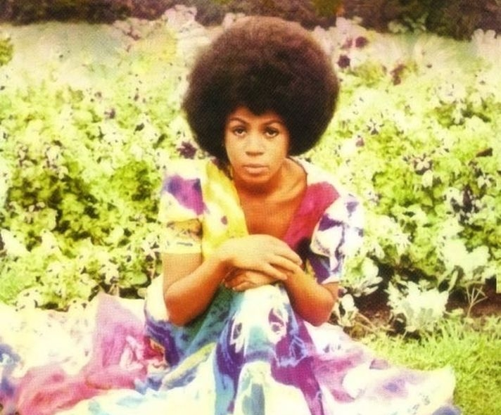 Minnie Riperton in 1971