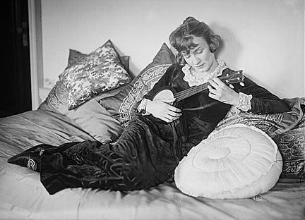 Marion Harris, 1919.