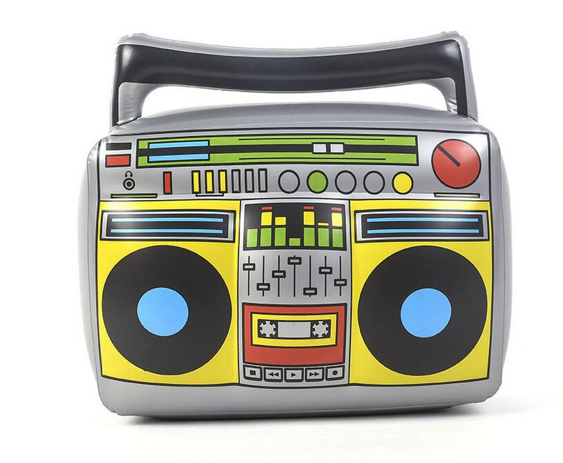 Ghetto blaster beach bag. What? You don't have one?