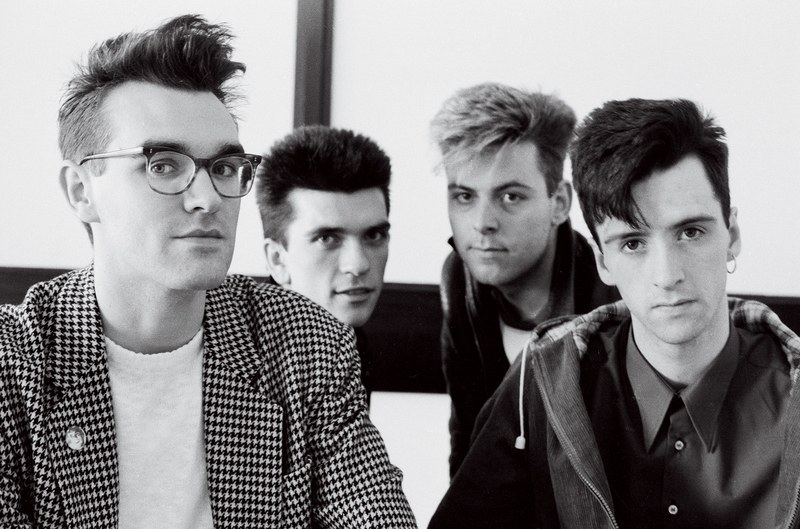 Bouncy inappropriateness: The Smiths