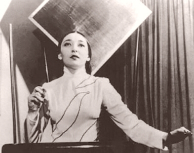 Clara Rockmore, theremin virtuoso of the 1920s
