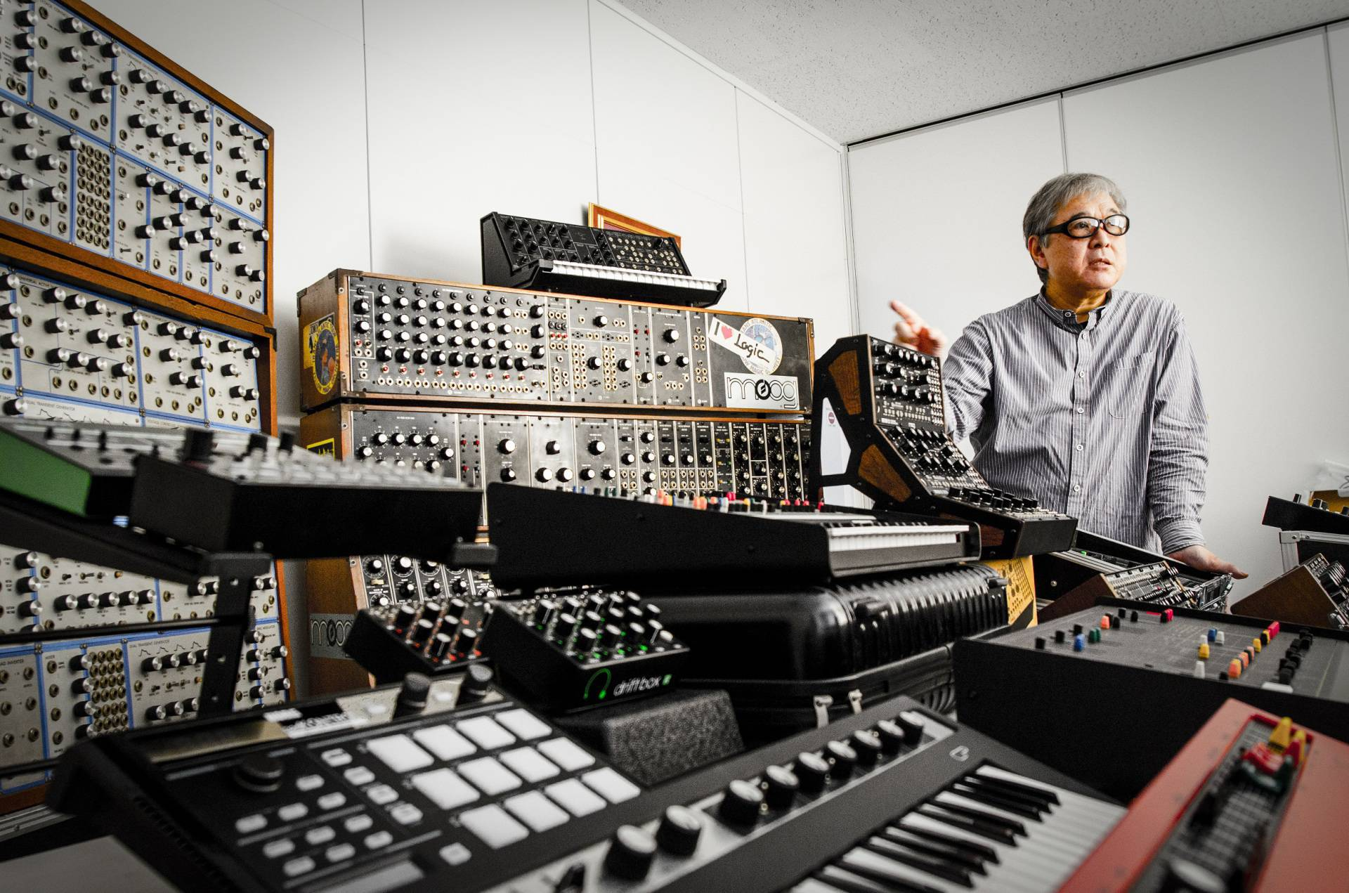 Machines unmasked: Hideki Matsutake from the Yellow Magic Orchestra