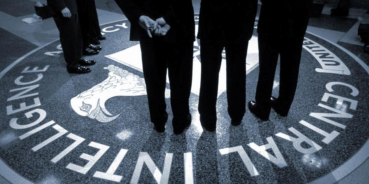 The men from CIA? Fugs-style.