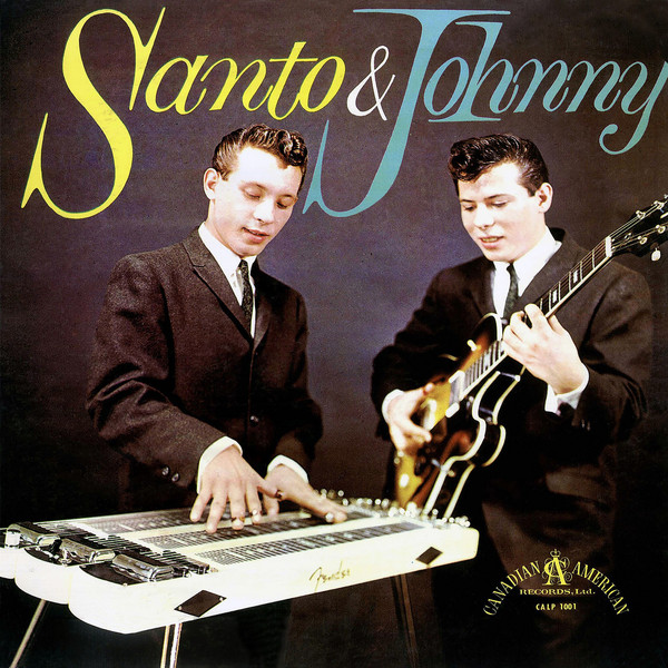 Serenely played - Santo and Johnny Farina