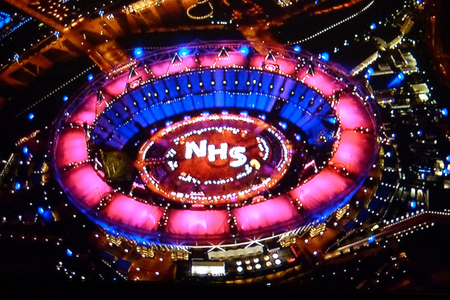 London 2012: For everyone.