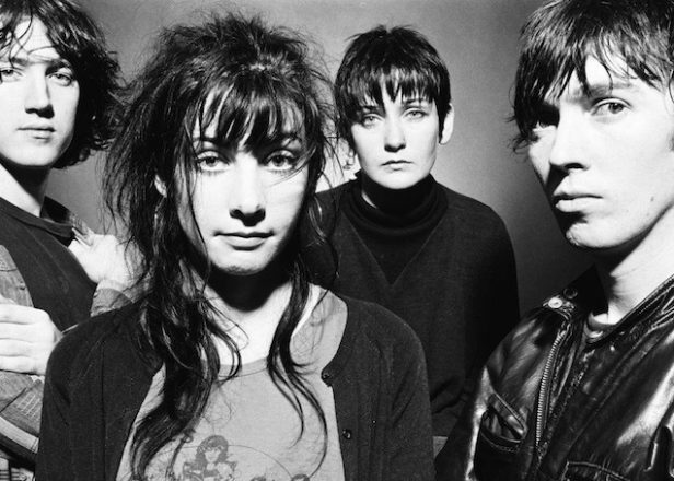 My Bloody Valentine in their earlier days