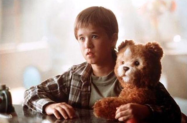 David and Teddy will stay waiting forever in A.I.