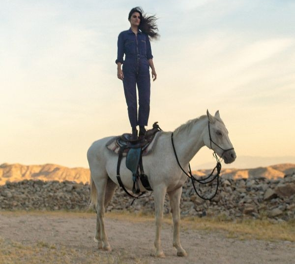 Riding high: Mattiel
