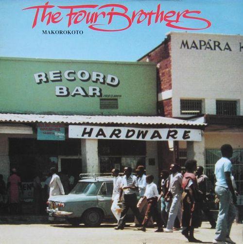 The Four Brothers' Makorokoto album cover