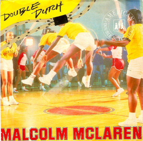 The single cover of Double Dutch