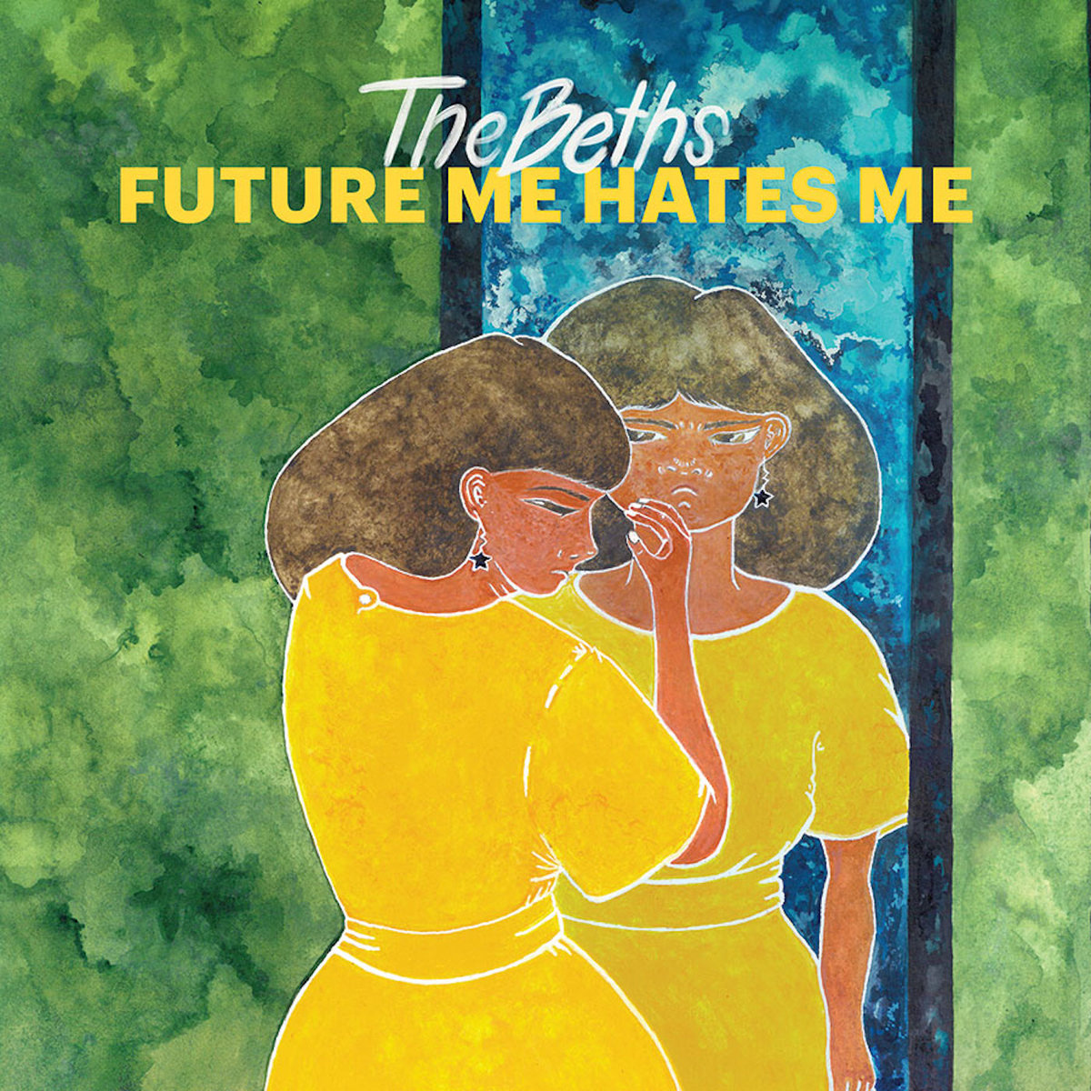 The Beths debut album cover