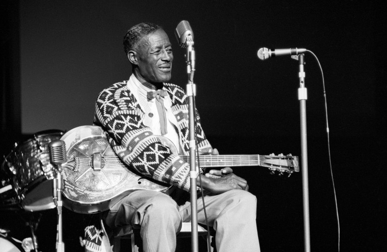 Son House - in many ways the true daddy of the blues