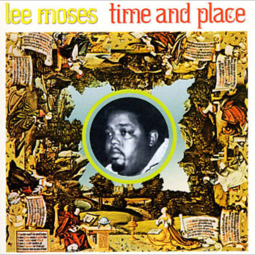 The cover of Lee Moses's classic 1971 album