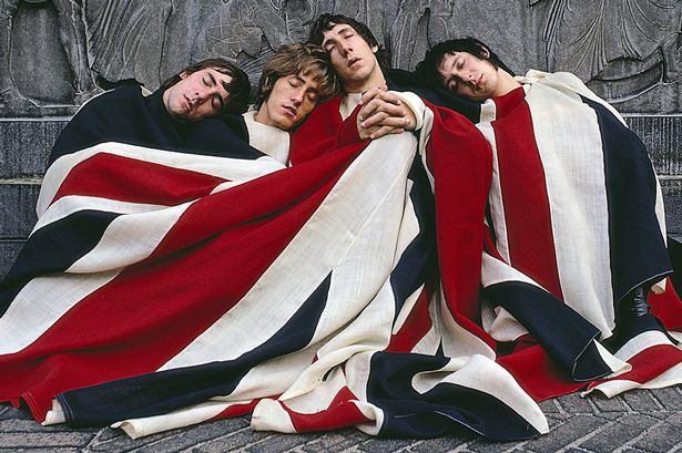 England is dreaming? … Who? Keith, Roger, Pete and John
