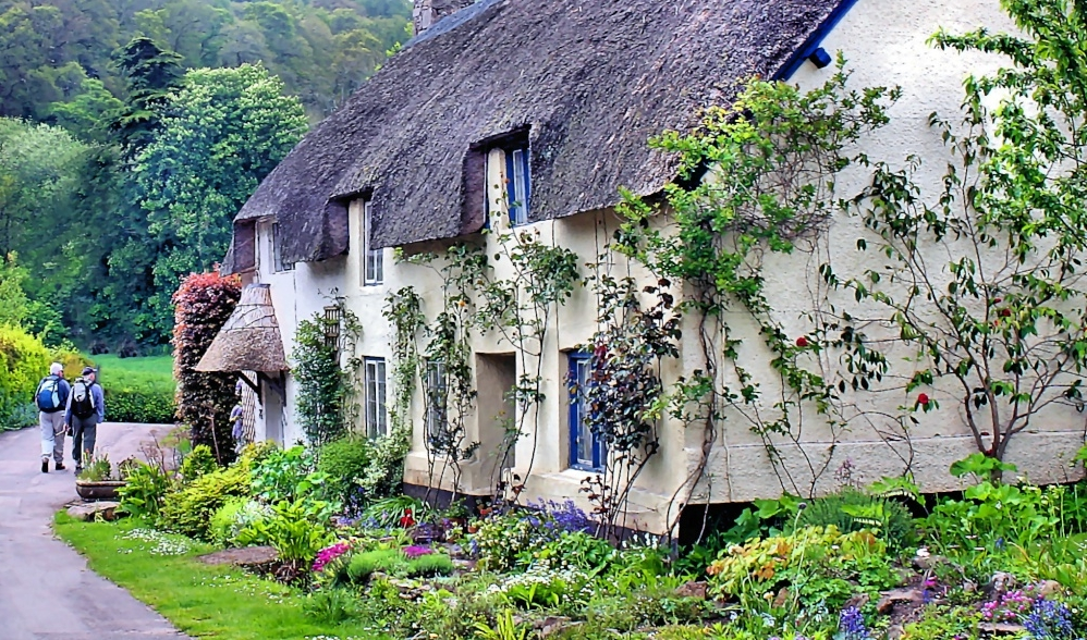 England does a good cottage