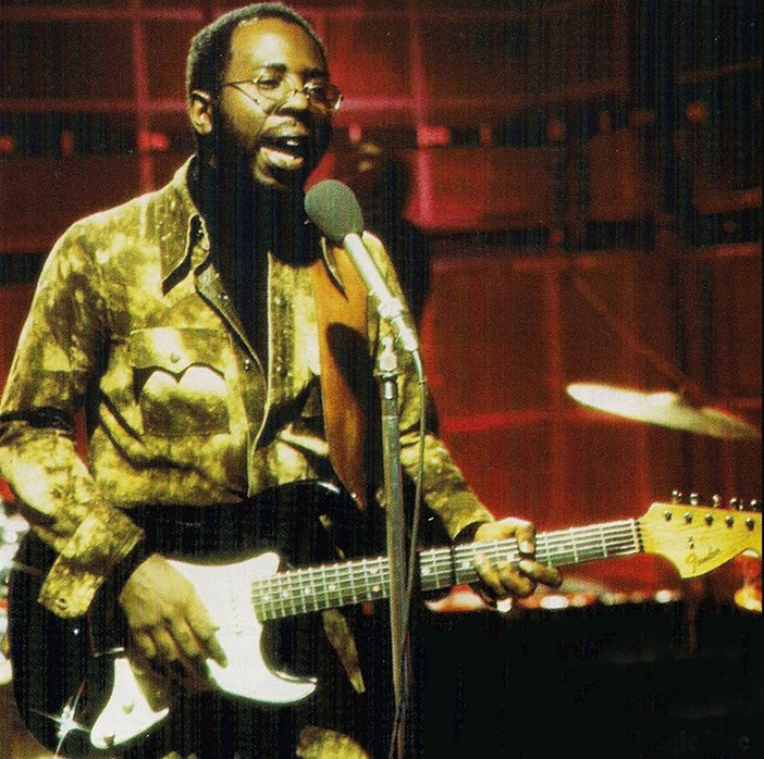 Curtis Mayfield on The Old Grey Whistle Test in 1972