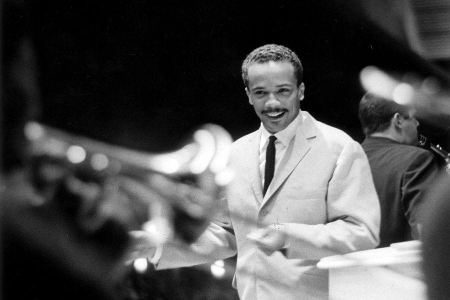 Conductor in chief - Quincy Jones