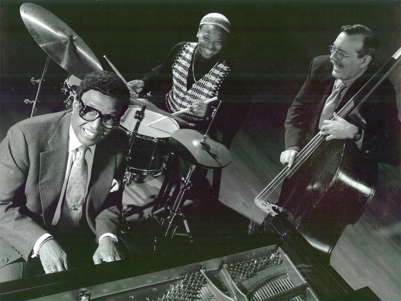Billy Taylor (1920-2010) with his trio