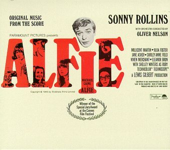 Original record sleeve from the Alfie soundtrack