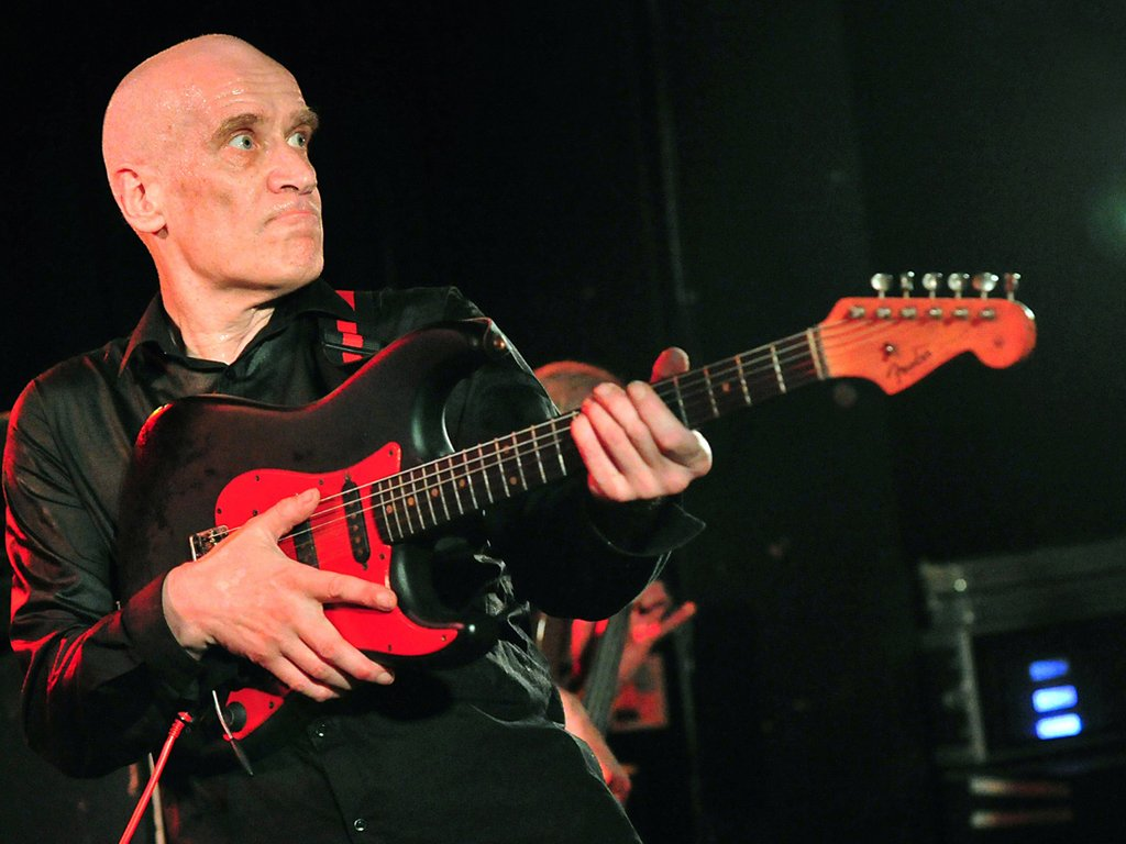 Wild West guitar wiz Wilko Johnson