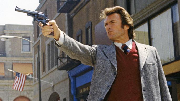 Dirty Harry. Do you feel lucky with your song nominations?