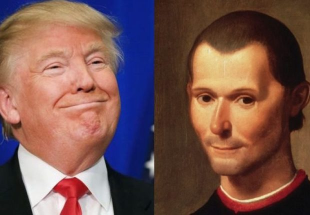 Have to hand it to him, Niccolò Machiavelli was at least  good  at lying