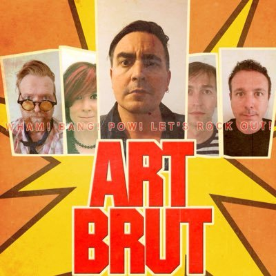 Back in full colour - Art Brut