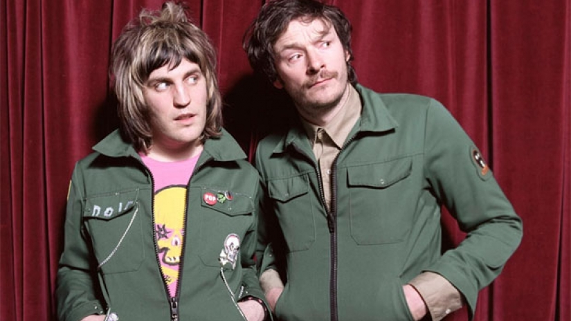 The Mighty Boosh - a surreal Morecambe and Wise