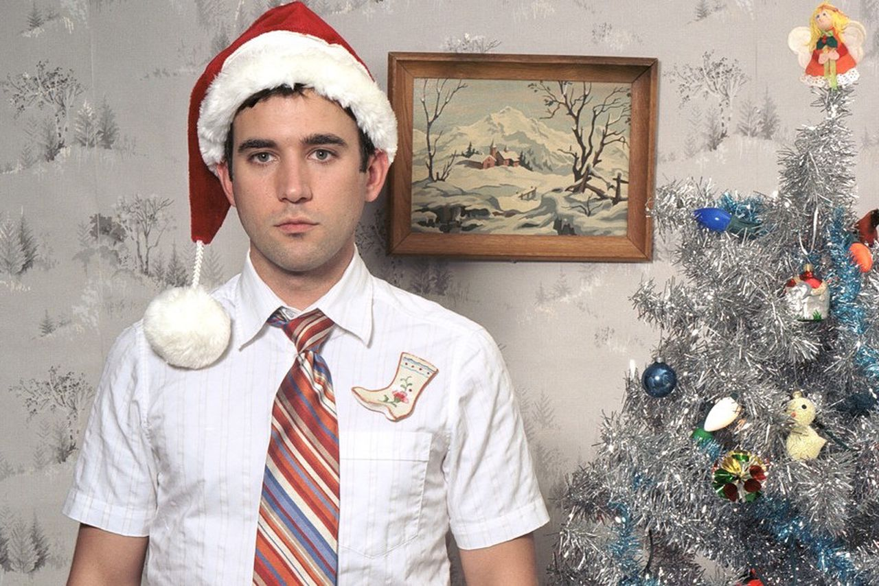 Merry Christmas, from Sufjan Stevens