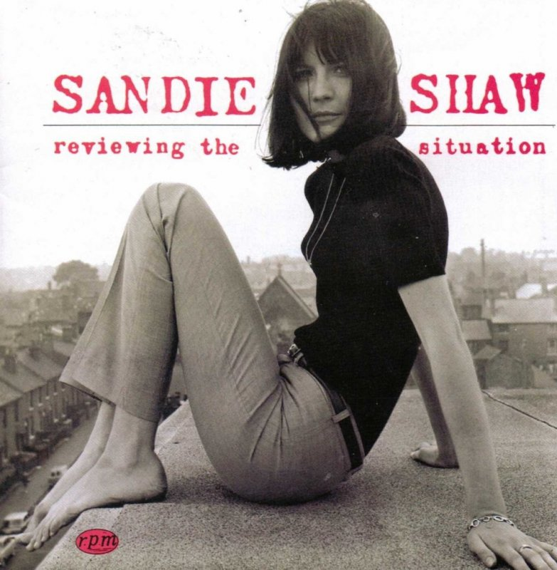 Sandi Shaw