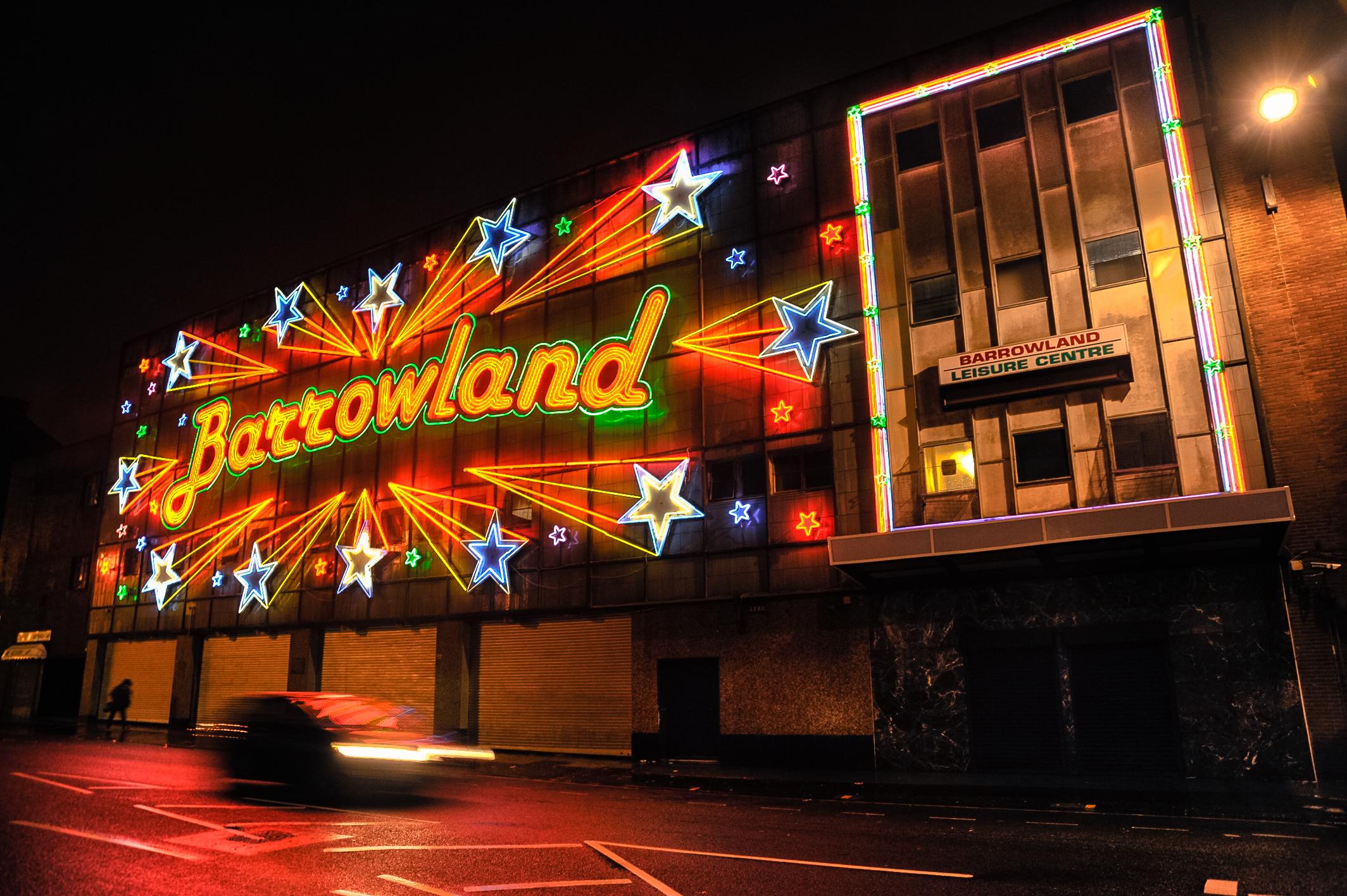 Barrrowland Ballroom, Glasgow