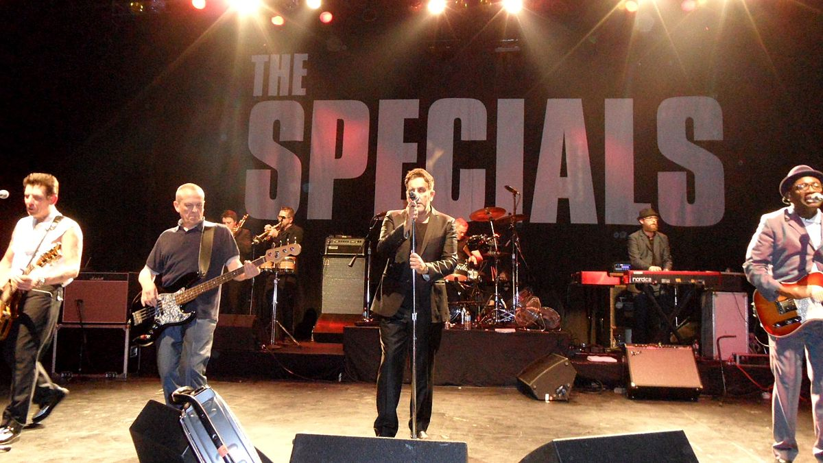 The Specials are in their 40th anniversary, but how does the new album shape up?