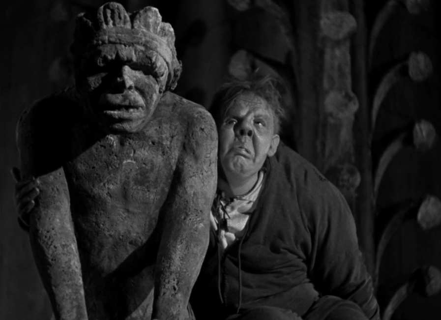 Ugly beautiful. Paris isn't always glamorous. Charles Laughton in Hunchback of Notre Dame (1939)