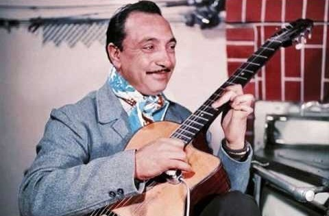 King of swing: Django Rehinhardt