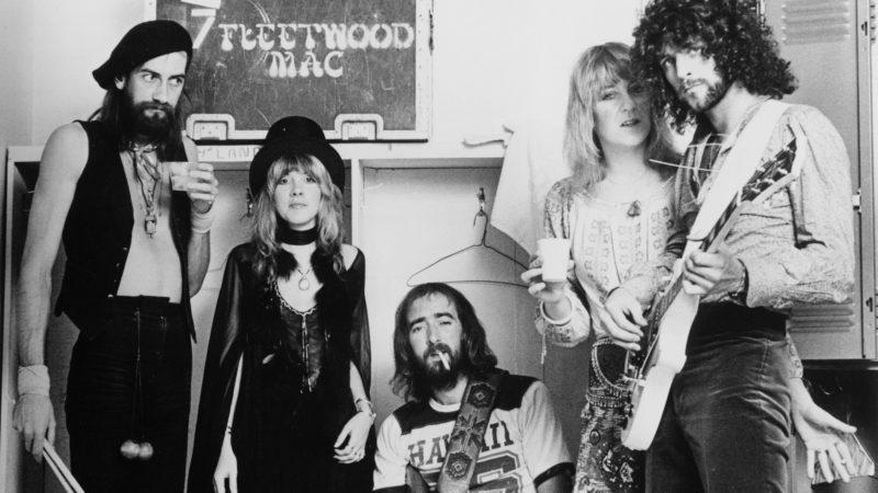 A rhomboid of romp - Fleetwood Mac