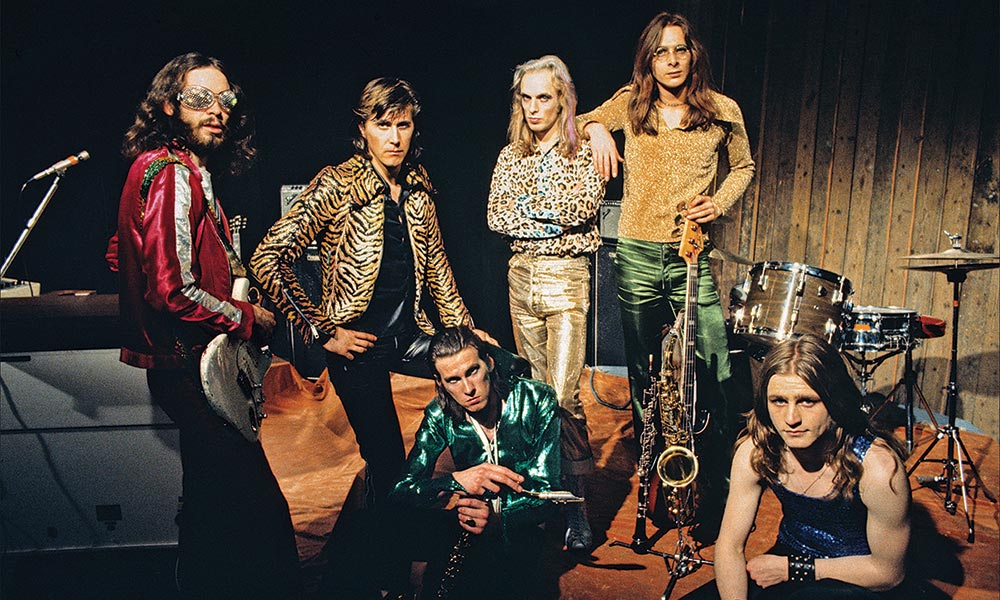 Roxy Music – everyone gets their moment