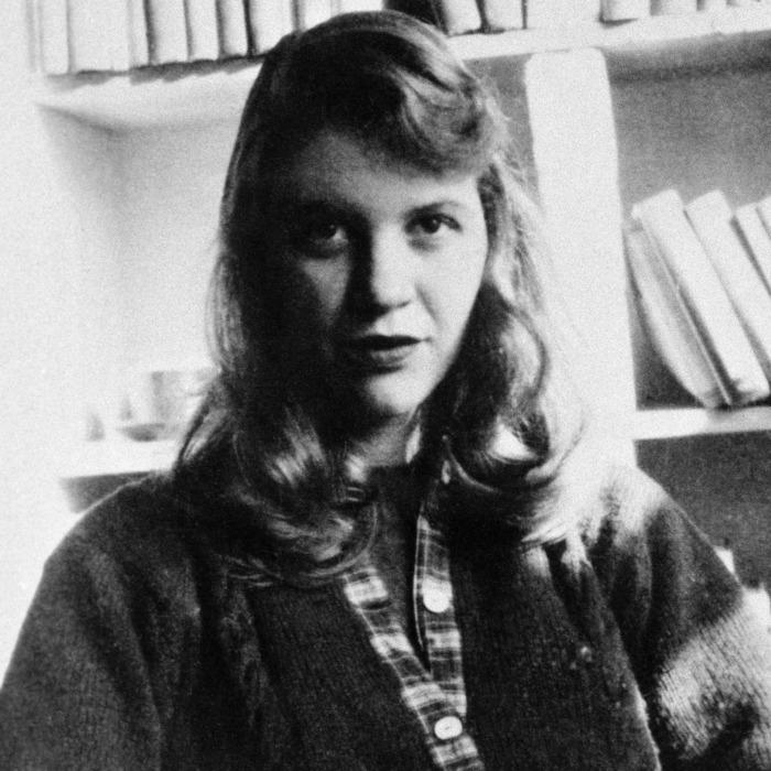 Sylvia Plath, 1932-1963