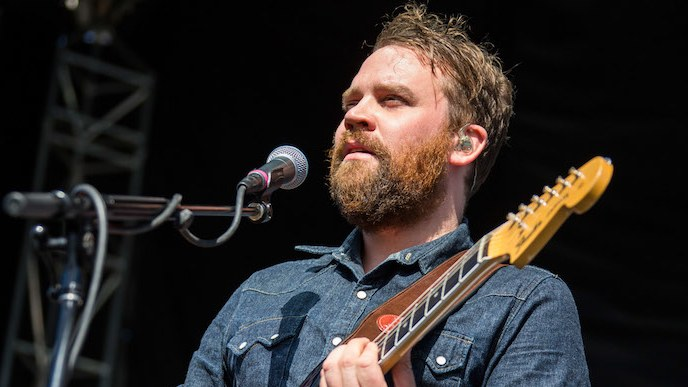 Frightened Rabbit's Scott Hutchison, 1981-2018